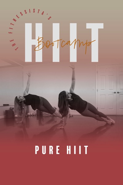 Fitnessista PURE HIIT Bootcamp Cover