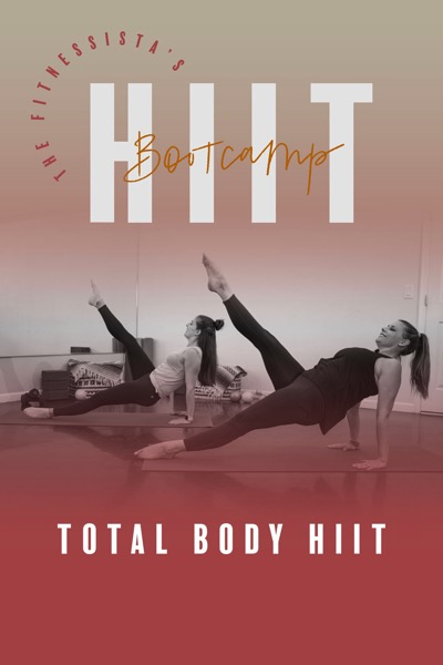 Fitnessista TOTAL HIIT Bootcamp Cover
