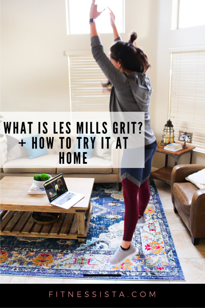 What is les mills grit