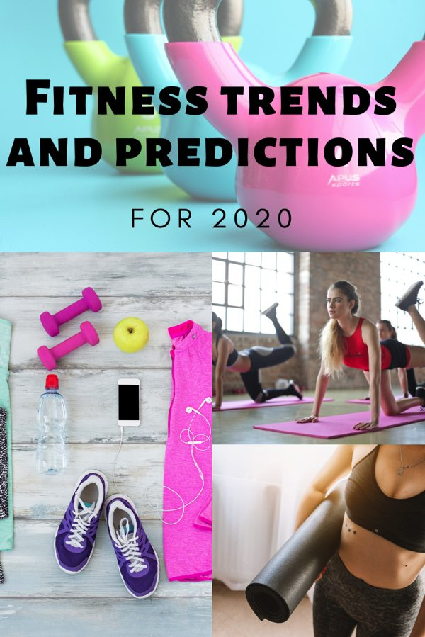 Fitness trends and predictions for 2020