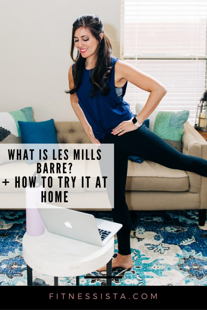 les mills barre review and 21 days of les mills on demand for free