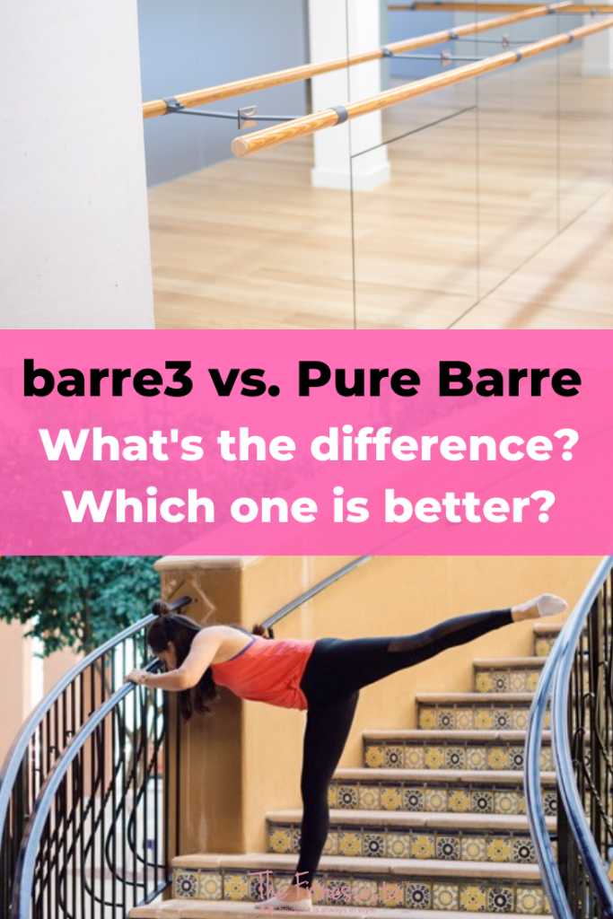 Barre3 vs. Pure Bare. Which one is better? fitnessista.com