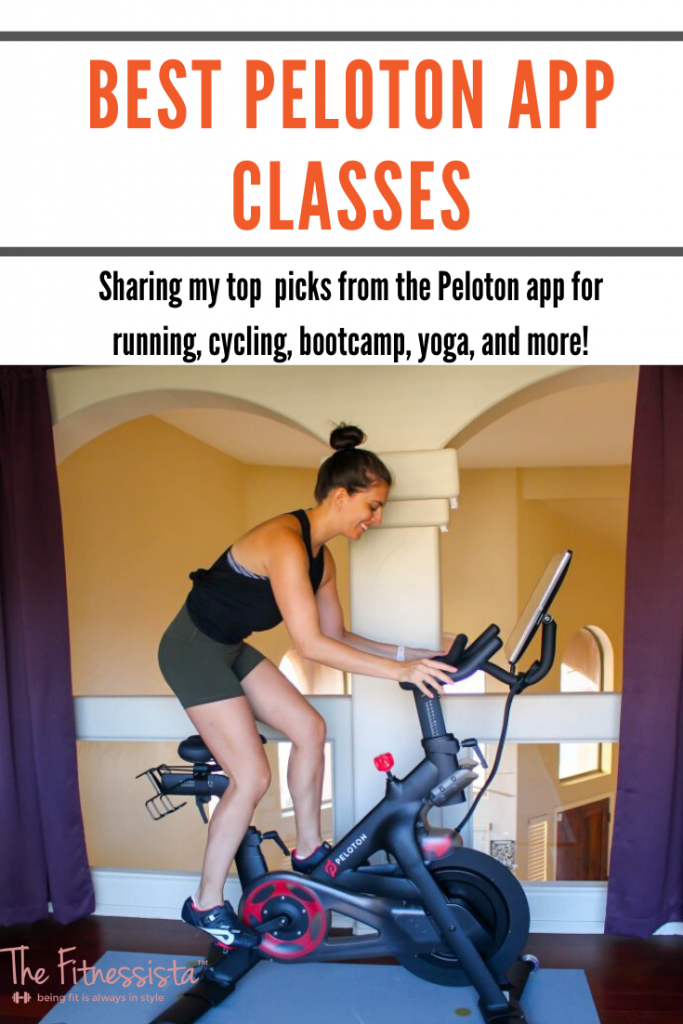 Sharing the best grades from the Peloton app! fitnessista.com