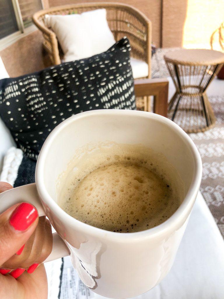 café colágeno