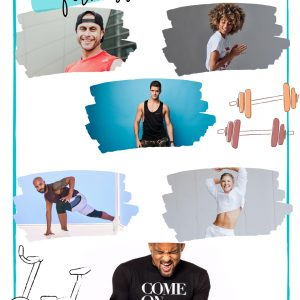 10 of my favorite online fitness trainers