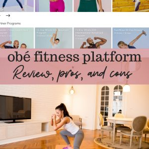 obe fitness review with pros and cons. fitnessista.com