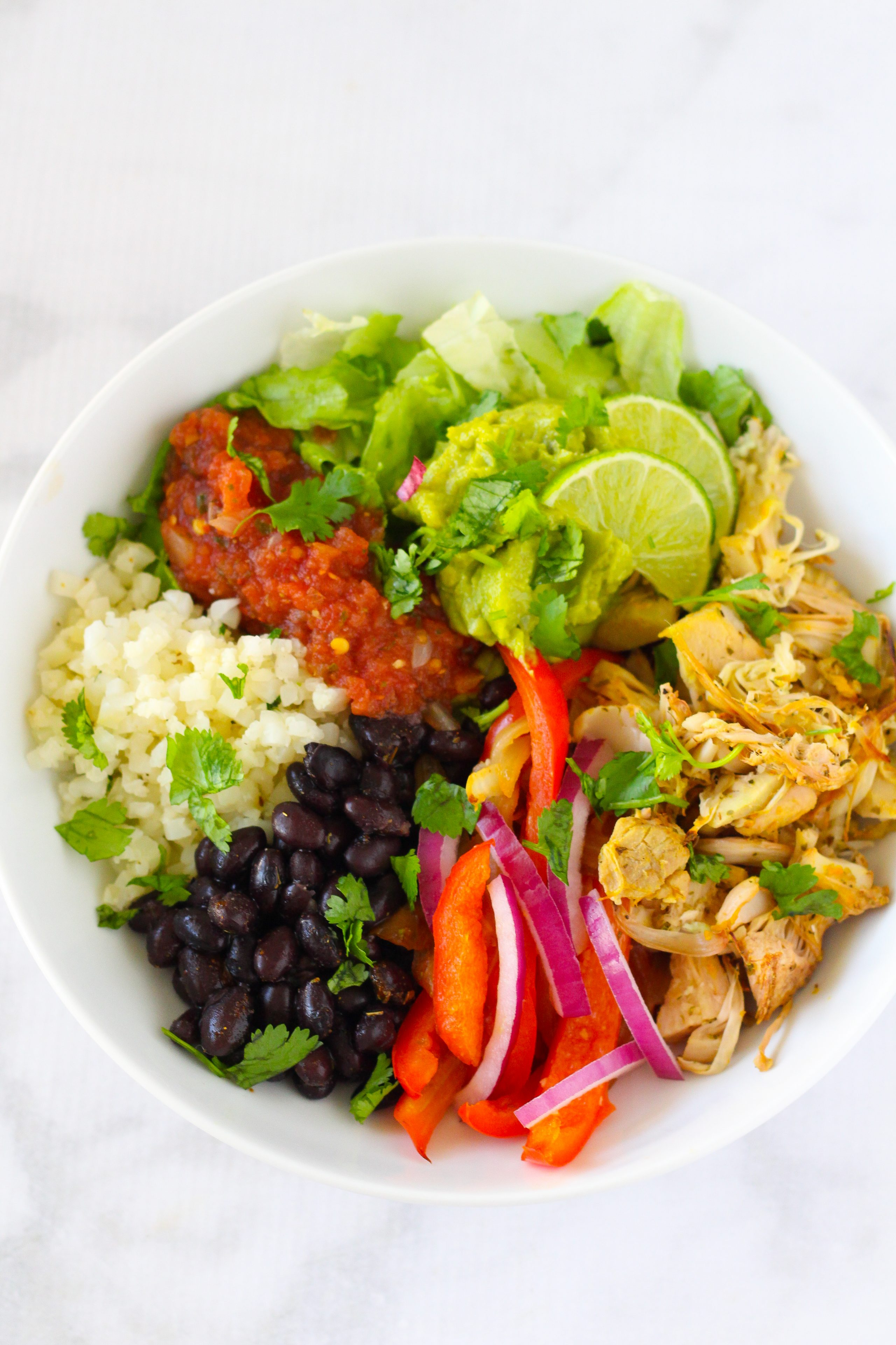 Jaca Carnitas Burrito Bowl - O Fitnessista 19