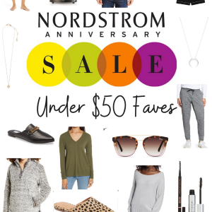 Nordstrom anniversary sale under 50 picks! fitnessista.com