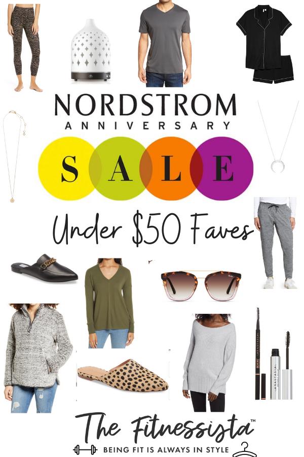 Nordstrom anniversary sale under 50 picks! fitnessista.com