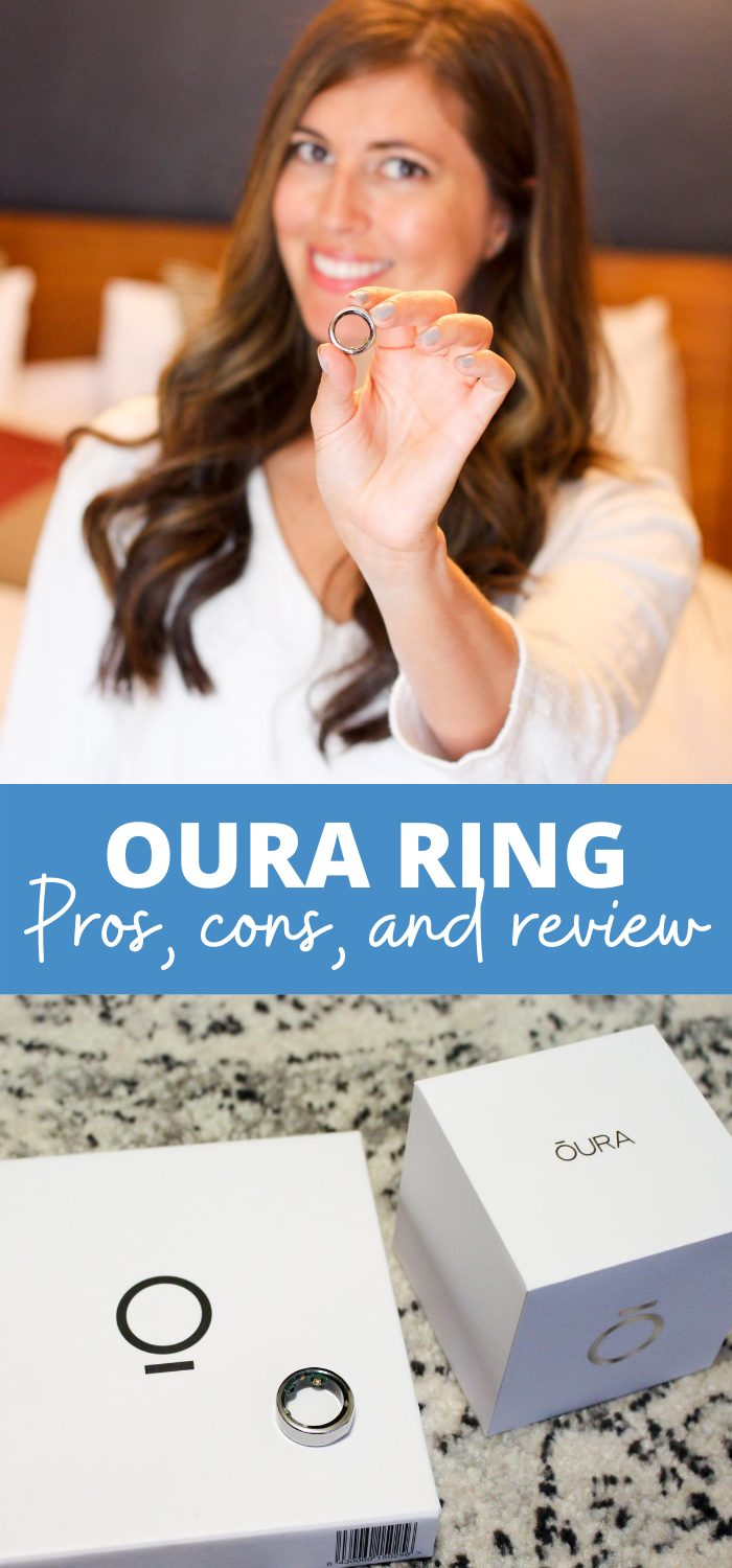 Oura ring review. Pros, cons and is it worth it? fitnessista.com