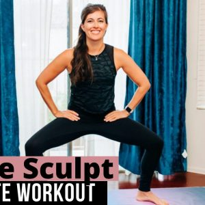 Dance cardio and strength workout video. fitnessista.com