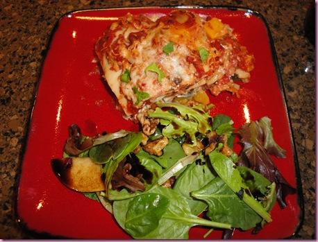lasagnaandsalad