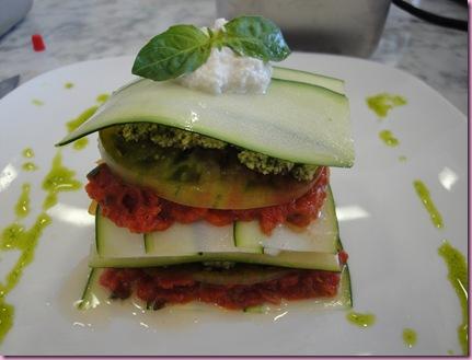 raw lasagna