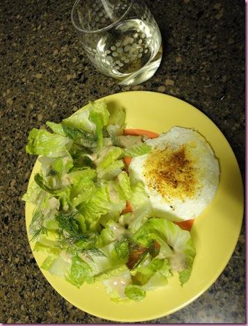 salad egg