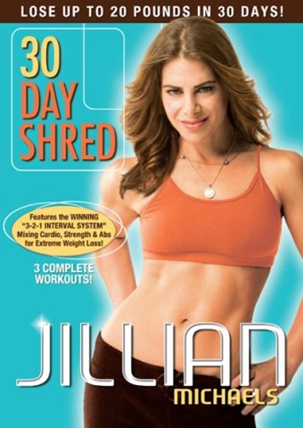 before and after jillian michaels 30. Jillian Michaels: 30 Day Shred