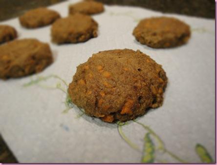 caarrot cake cookies
