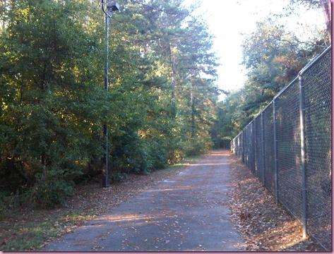 base trail