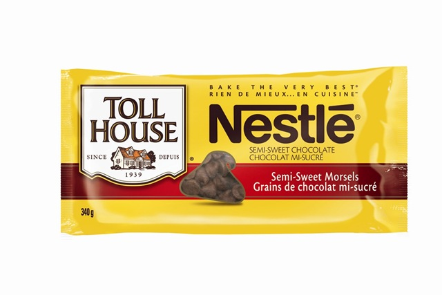 Of The Chocolate Chip Bag Toll House Semi Sweet Morsels