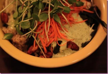 macrobiotic bowl