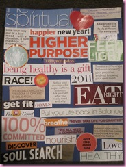 Inspiration Board 2011