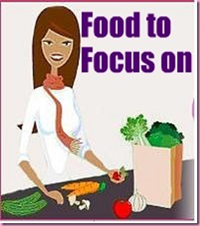 food to focus on