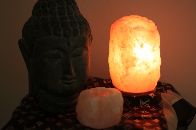 Salt Lamps Melting : Friday Lovin - The Fitnessista