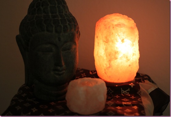 Himalayan Salt Lamps Sweating : Birthday Sweat - The Fitnessista