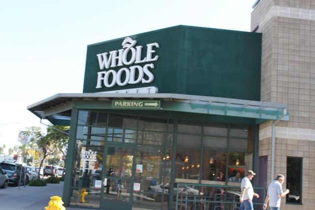 Whole Foods Pizza Tucson