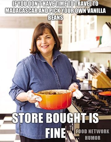 Ina Garten Explained How A Nuclear Budget Analyst Became