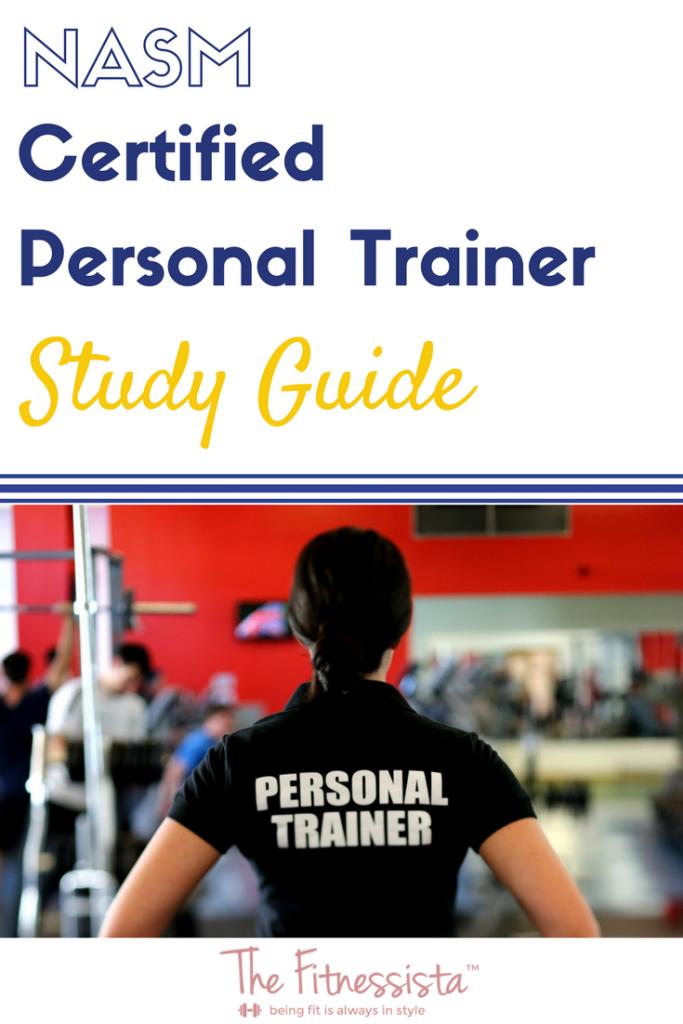 CPT Study Guide - NASM