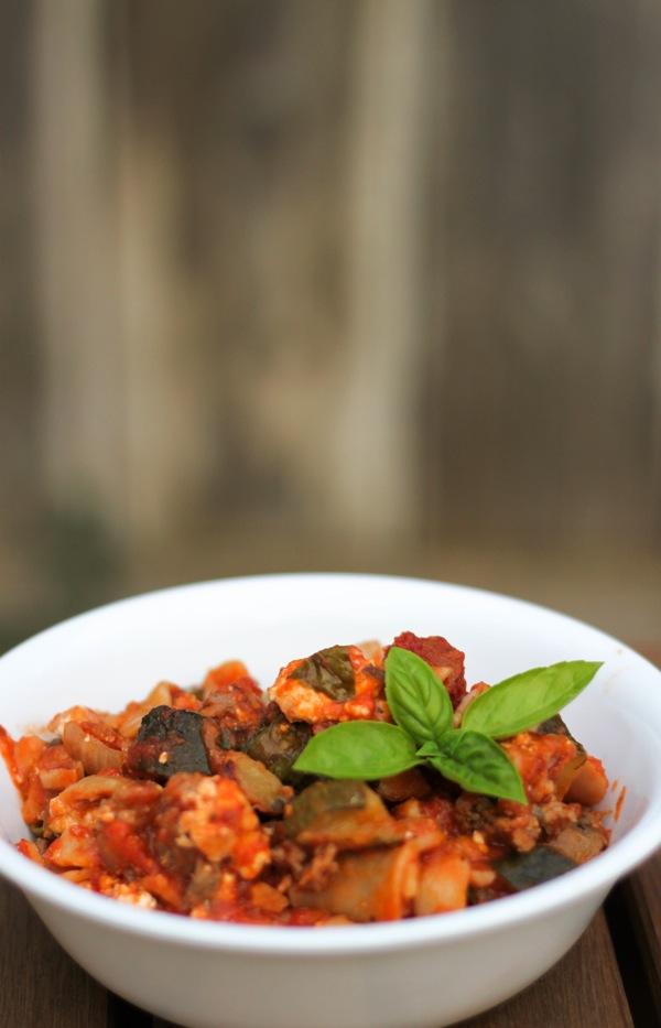 Slow Cooker Lasagna, Lightened Up for Summer! - Fitnessista
