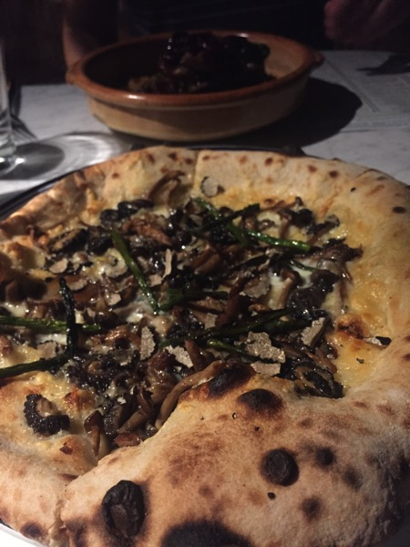 Catania pizza