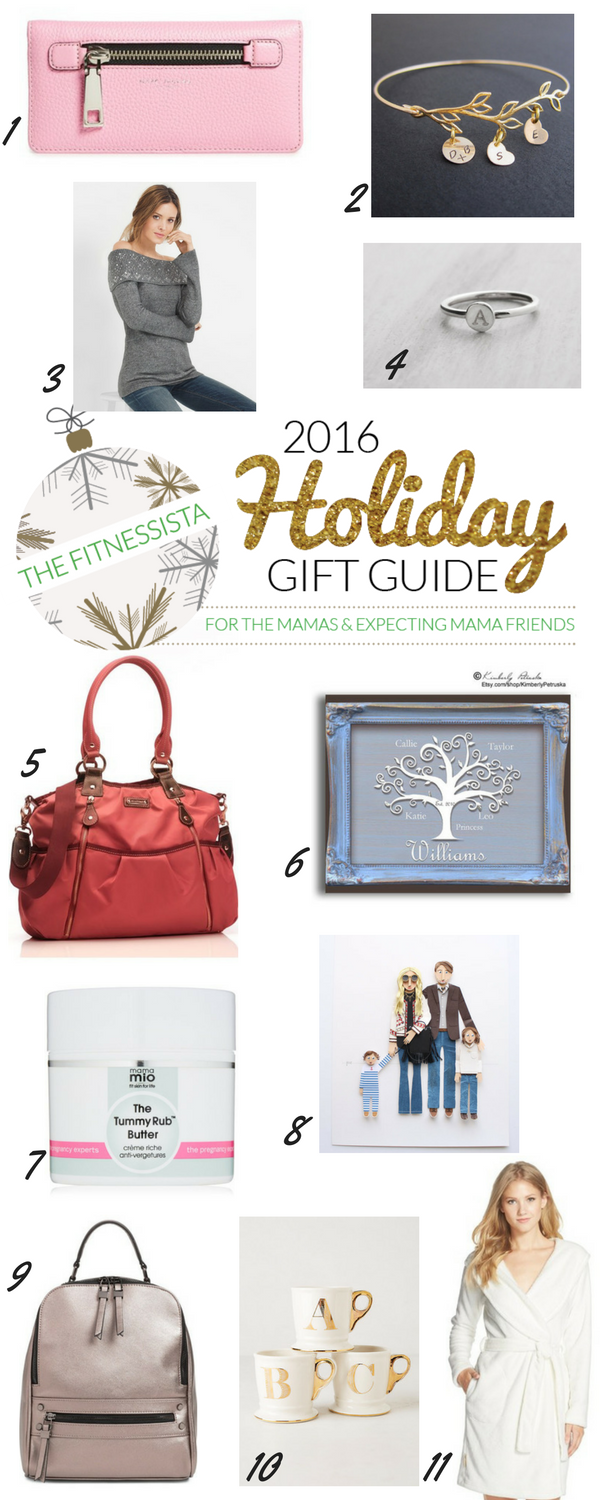 Holiday Gift Guide For Moms And Expecting Moms