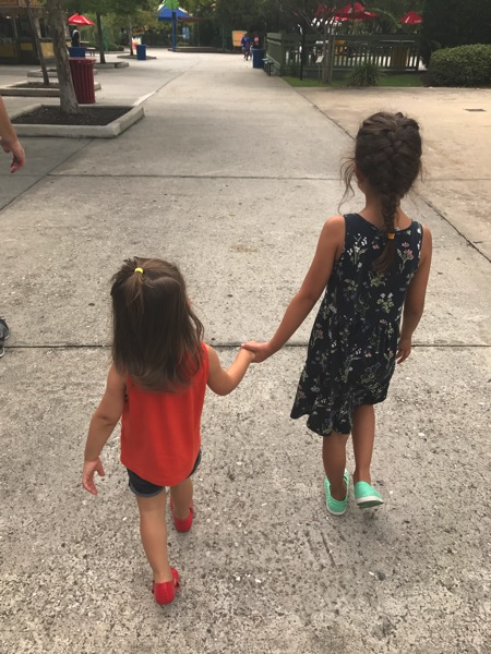 The girls at WA