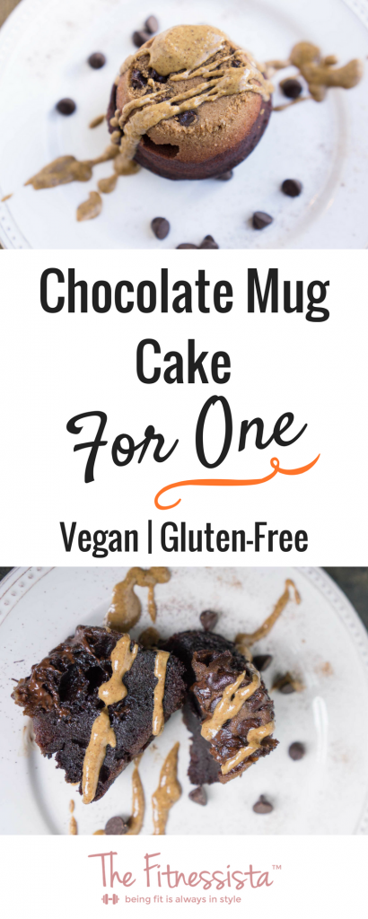 Quick Gluten Free Cake Microwave